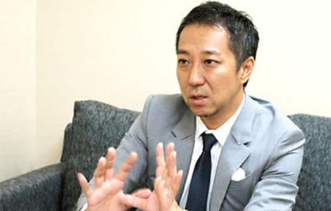 代表取締役社長:佐藤剛